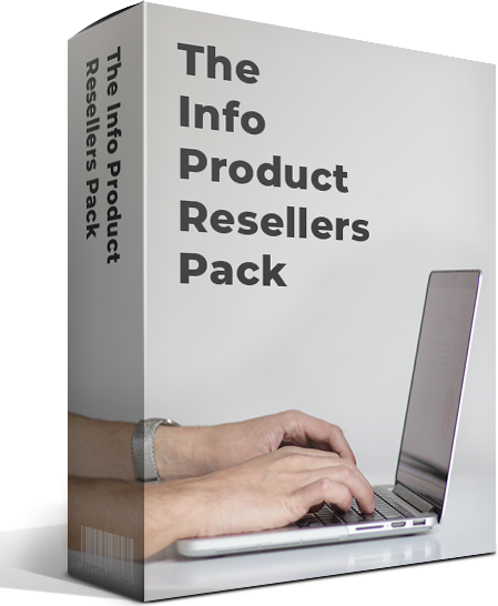 THE INFO PRODUCT RESELLER PACK